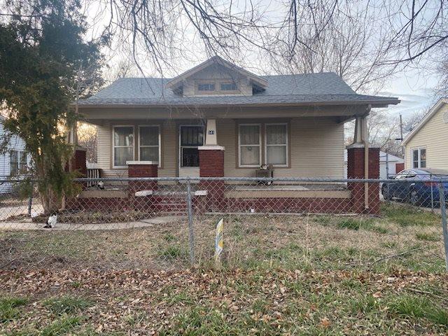 For Sale: 541 N Custer, Wichita KS