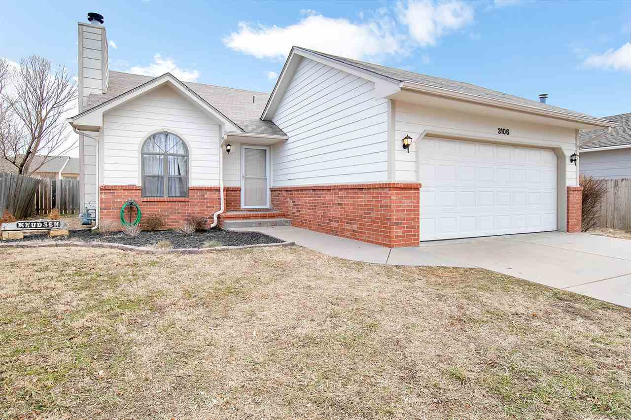 Welcome home to this beautifully updated Ranch home in Northeast Wichita. Location is perfect with h