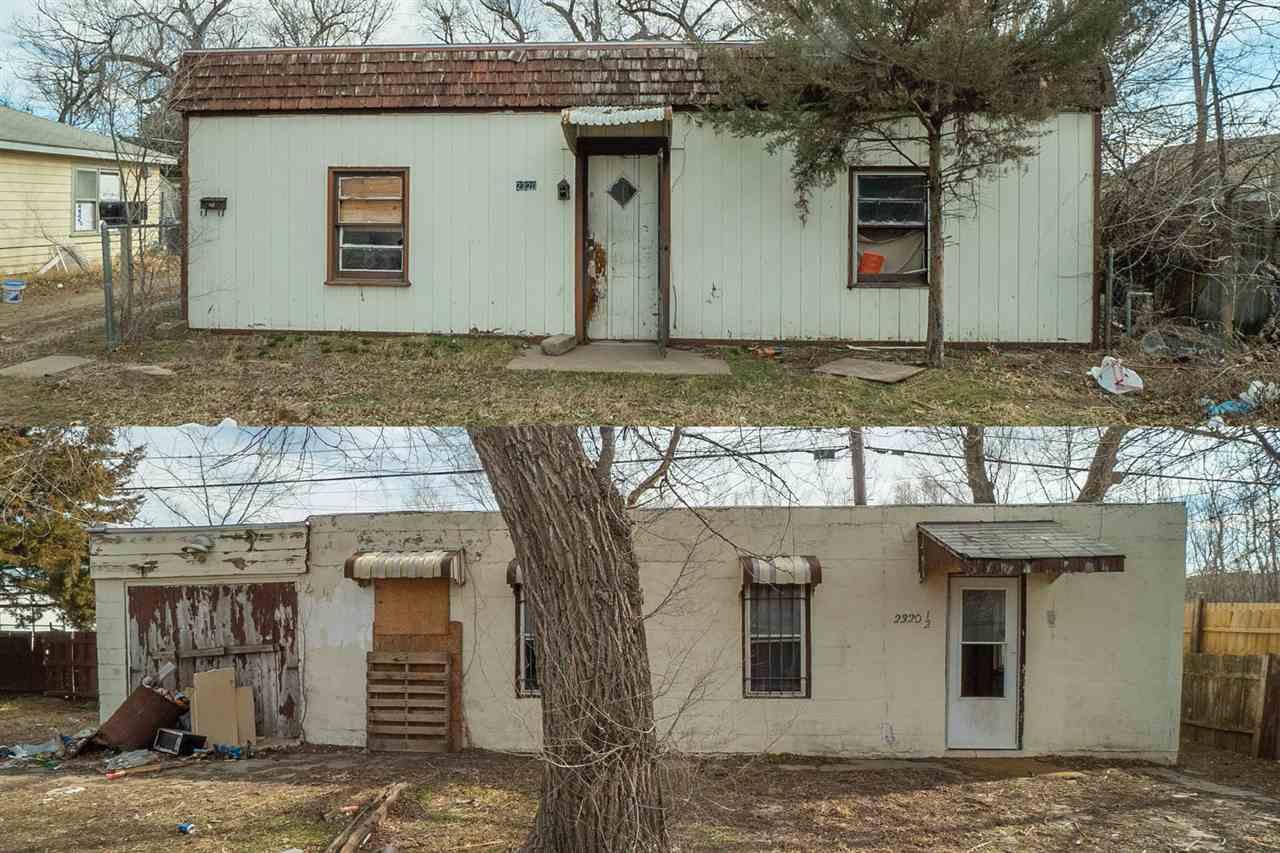 For Sale: 2320 S SANTA FE ST, Wichita KS