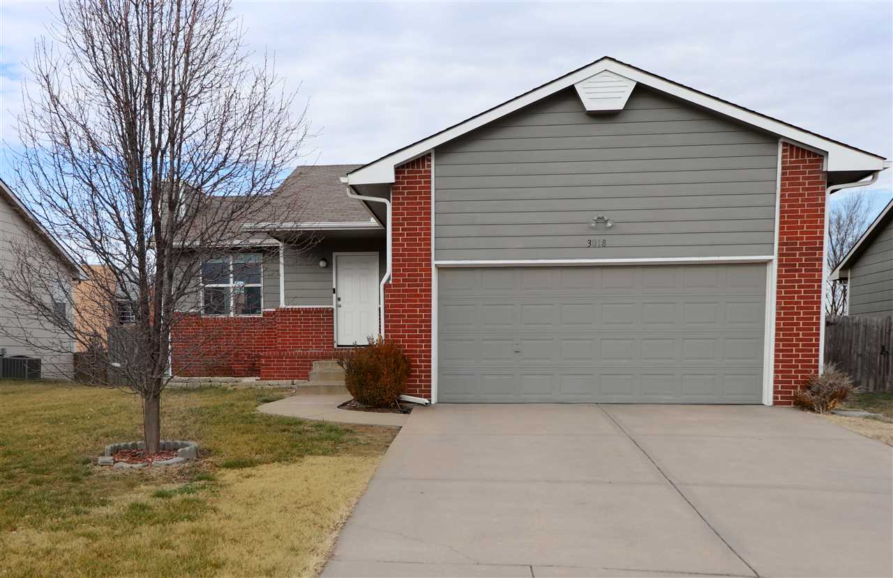 Great home in Falcon Falls Addition. This 4 bedroom 3 bath home with a finished basement and fenced