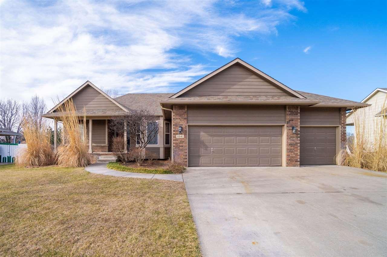 1041 S Sagebrush St, Wichita, KS, 67230