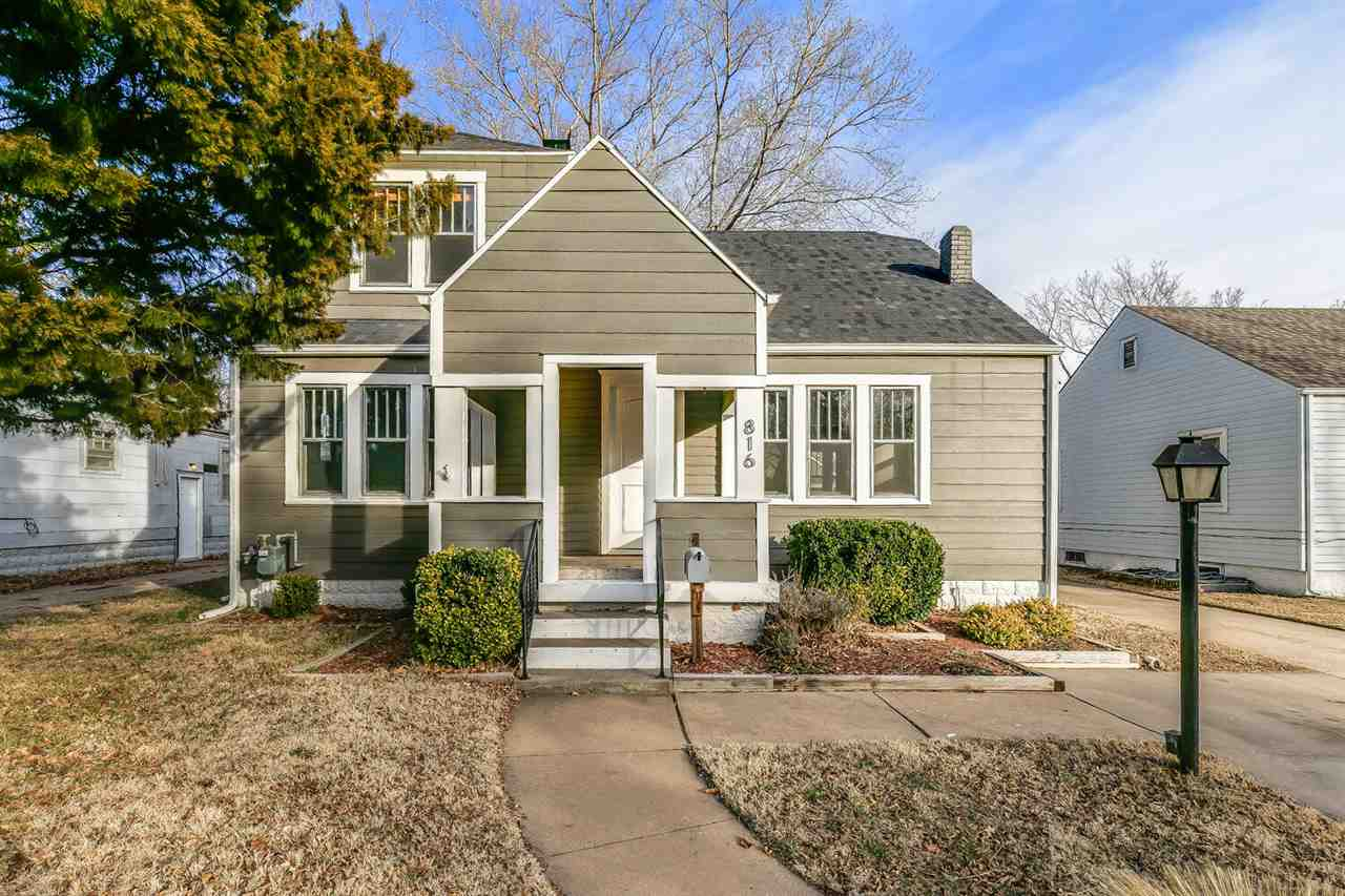 CHARMING CENTRALLY LOCATED HOME WITH TONS OF SPACE FOR A FAMILY. THIS ADORABLE HOME FEATURES TRENDY