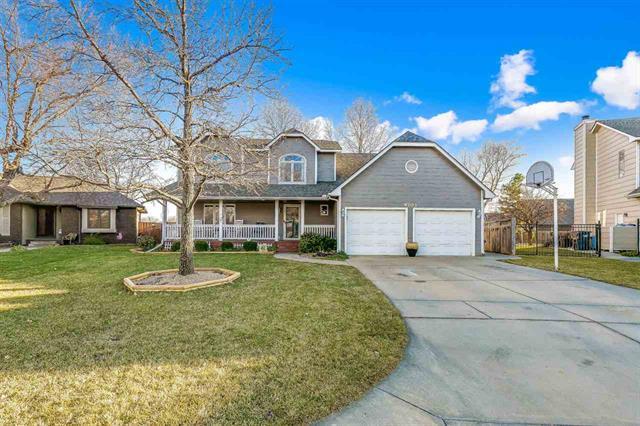 For Sale: 9703 W WESTLAWN ST, Wichita KS