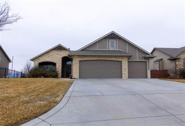 For Sale: 12745 E 27TH CT N, Wichita KS