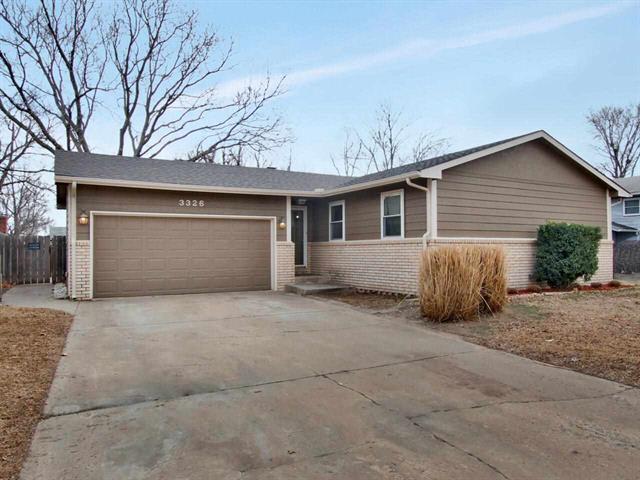 For Sale: 3326 S ILLINOIS AVE, Wichita KS