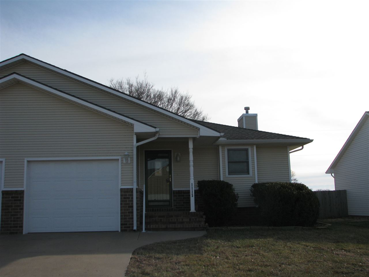 For Sale: 1115 E 7th, Douglass KS