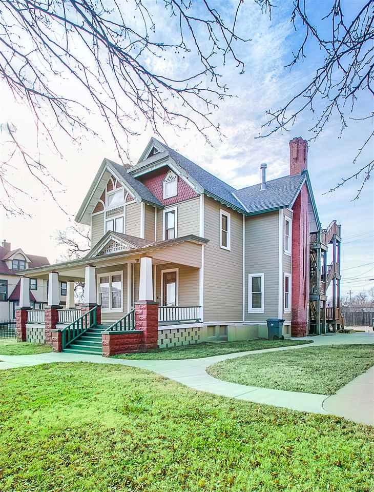 For Sale: 1103 N Topeka St, Wichita KS