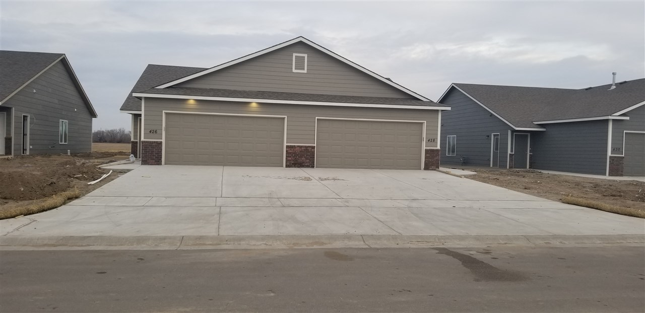 For Sale: 414-416 S Longbranch Dr, Maize KS