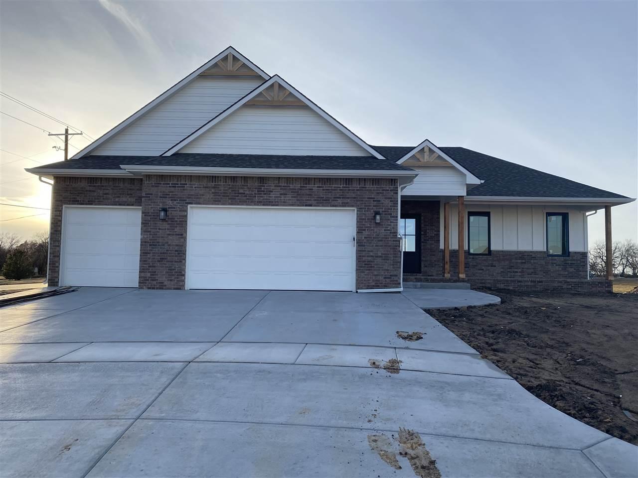 For Sale: 16217 Sheriac Ct., Wichita, KS, 67052,