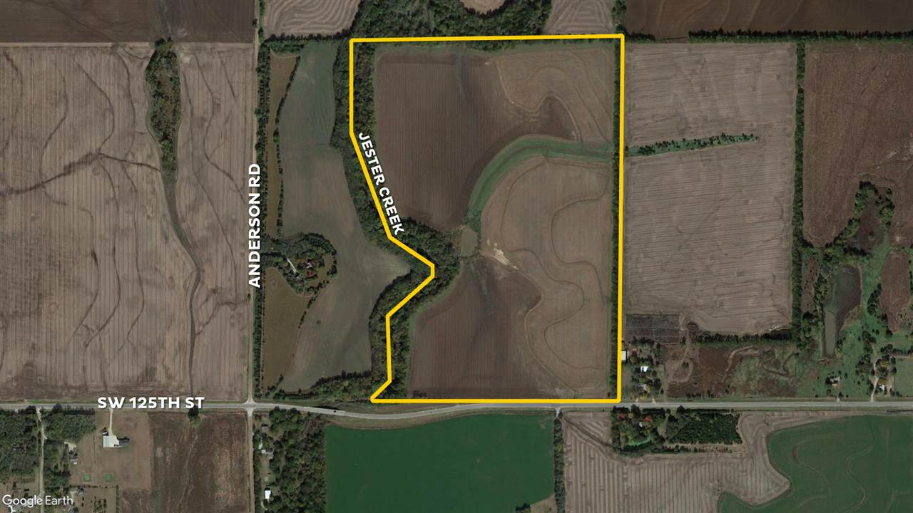 For Sale: East of SW 125th St and Anderson Rd, Sedgwick KS