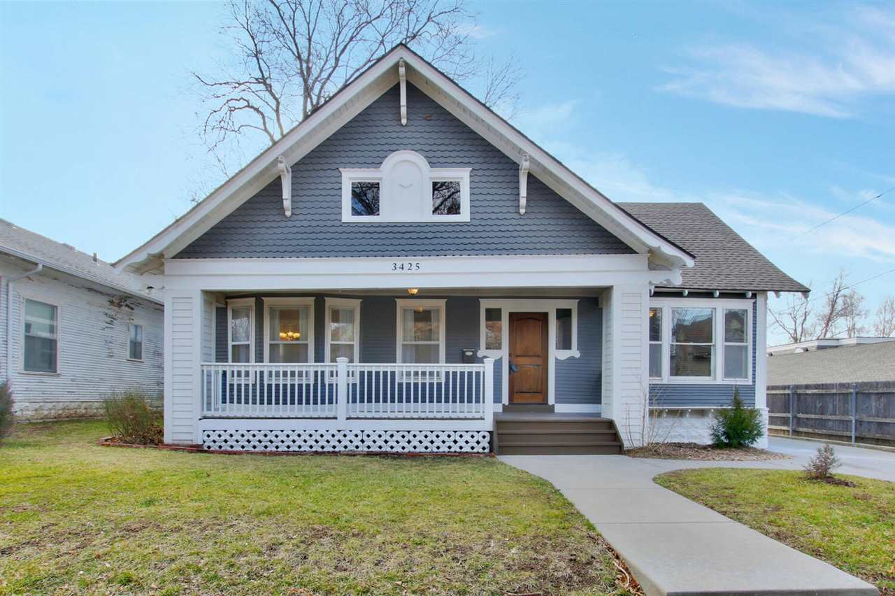 Welcome home to this beautiful and updated bungalow located in College Hill! Step inside the warm an