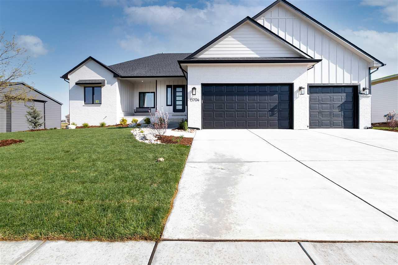 For Sale: 15704 W Sheriac, Wichita, KS 67052,