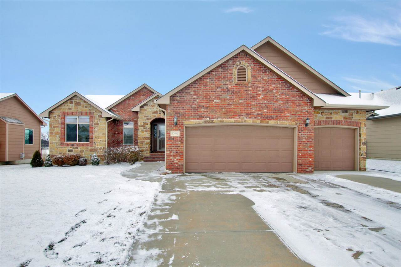 Welcome to 12412 E. Cherry Creek!  This wonderful 5 BR, 3 BA home has a 3 car garage and a wonderful
