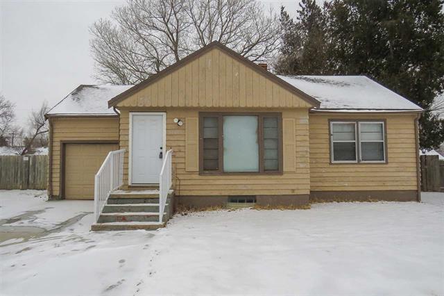 For Sale: 1714 N Oliver Ave, Wichita KS