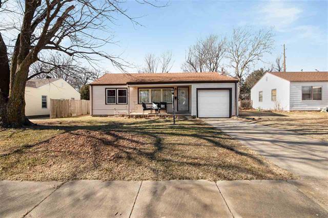 For Sale: 1807 S Roanoke Dr, Wichita KS