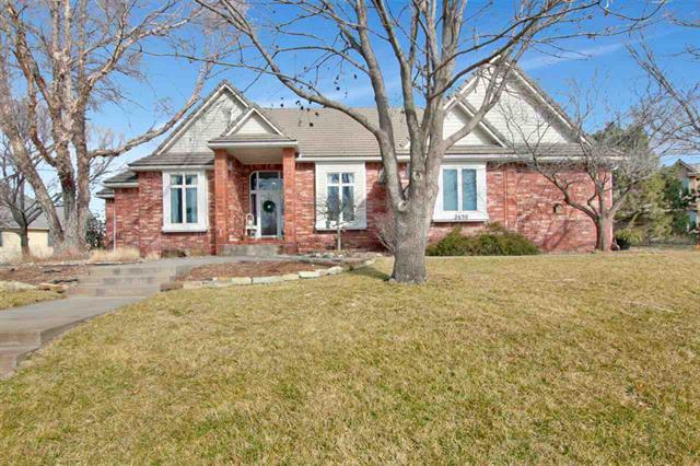 For Sale: 2630 N NORTH SHORE CT, Wichita KS