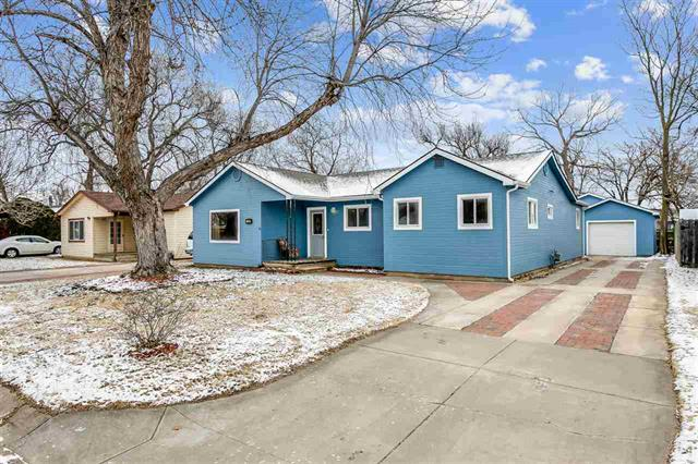 For Sale: 128 S Lamar Ave, Haysville KS