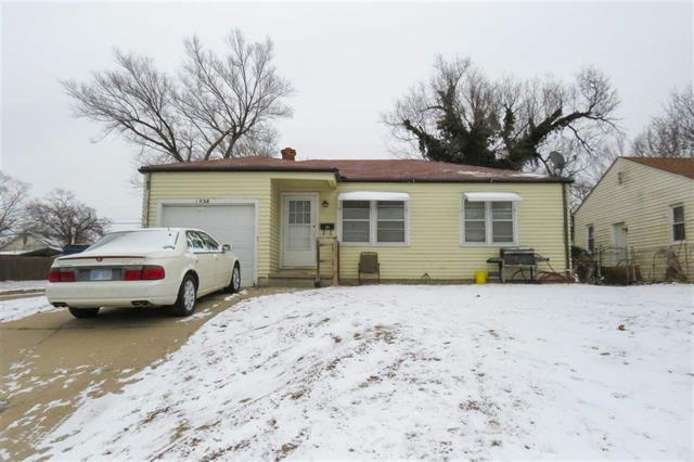 For Sale: 1258 N ERIE AVE, Wichita KS