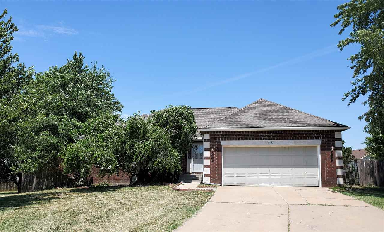 Fantastic ranch located in Summit Hill Addition in Bel Aire, Kansas!  This large 4 bedroom home  has