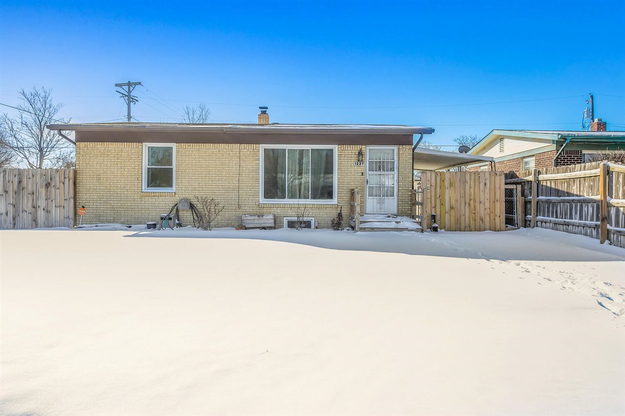 Welcome home to this 2 bedroom, 1 bathroom, full basement ranch home conveniently located in South W