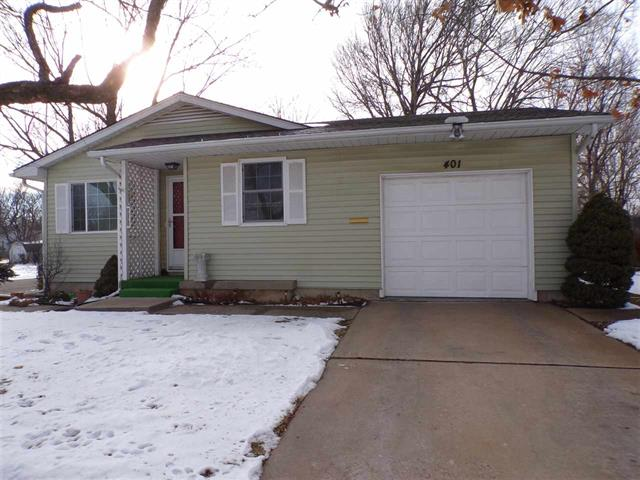 For Sale: 401 N Emporia Ave., Valley Center KS