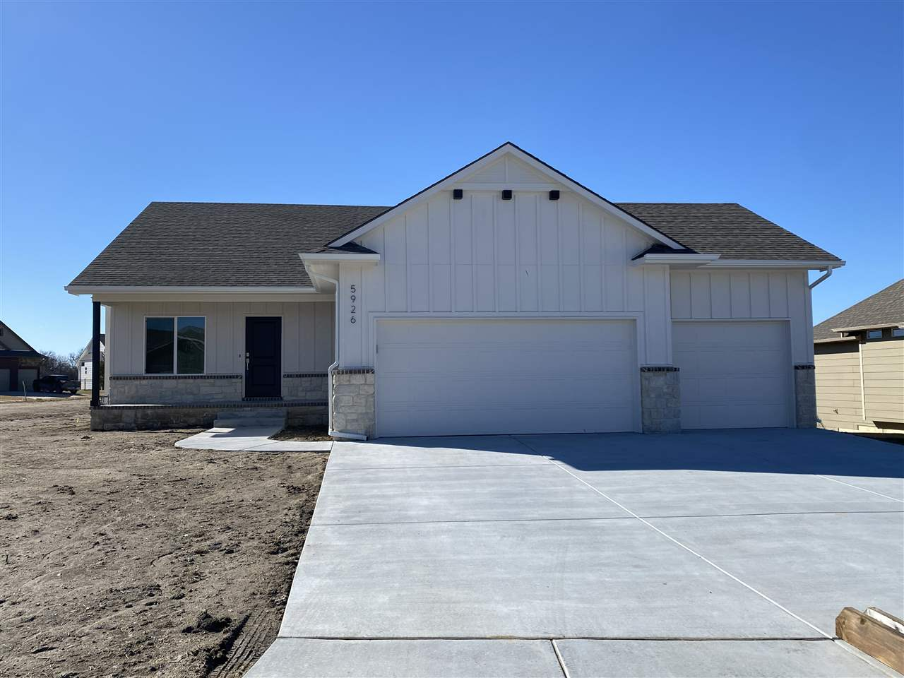 Brand new home under $300k!!! This home is sure to wow! Spacious 4 bedroom, 3 full bath, 3 car garag
