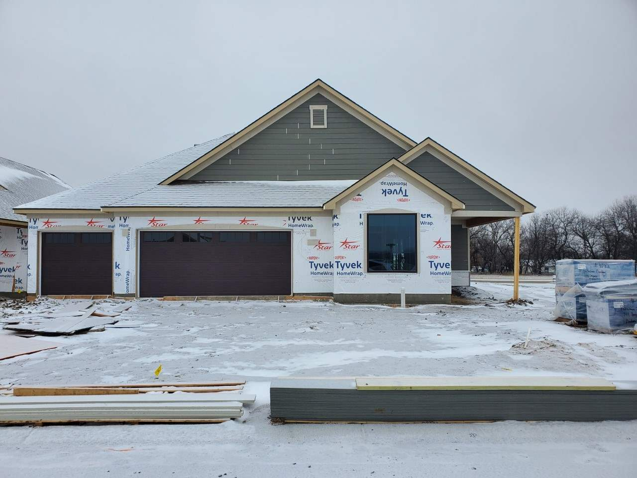 Verona model home for sale- set to finish by early April! This may be the ONLY model home that sits