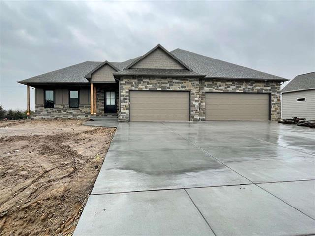 For Sale: 1605 E Elk Ridge Ave, Goddard KS