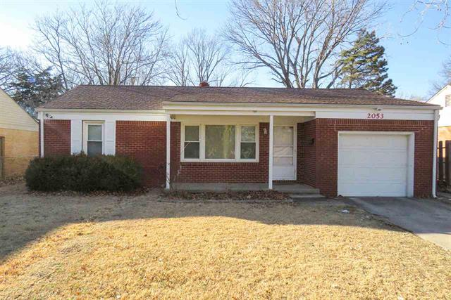 For Sale: 2053 S RIDGEWOOD DR, Wichita KS