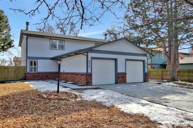 For Sale: 934-936 S Longfellow lane, Wichita KS