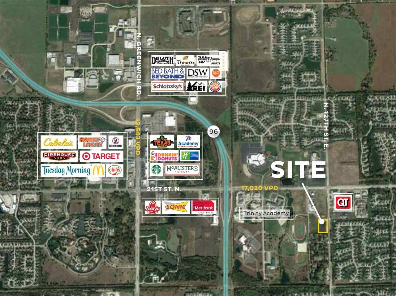 For Sale: 2000 N 127th St E, Wichita KS