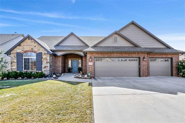 For Sale: 12305 E Troon St, Wichita KS