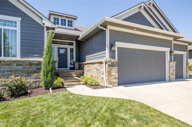 For Sale: 812 S Glen Wood Ct, Wichita KS