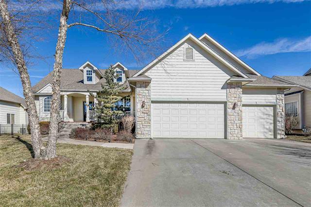 For Sale: 13212 E Crestwood St, Wichita KS
