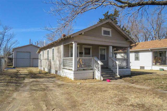 For Sale: 1221 S GREENWOOD AVE, Wichita KS