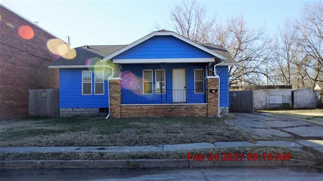 For Sale: 503 W Harry, Wichita KS