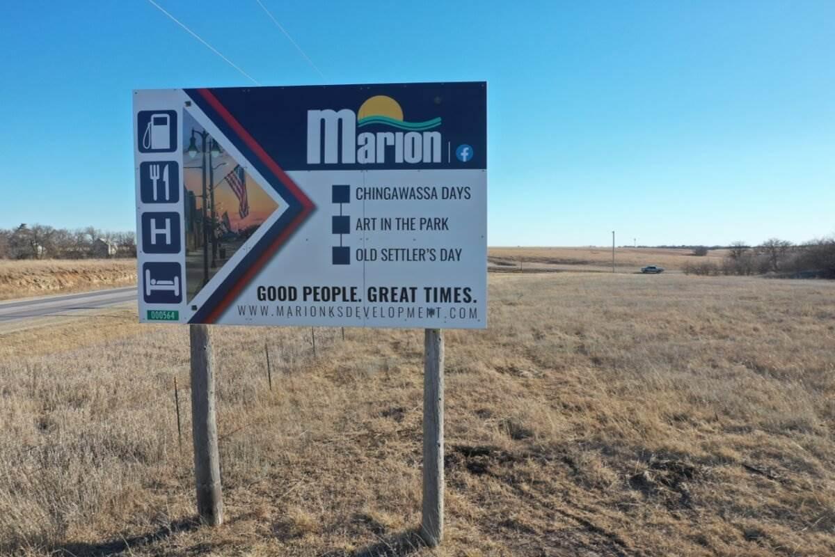 For Sale: 0000  190TH, Marion KS