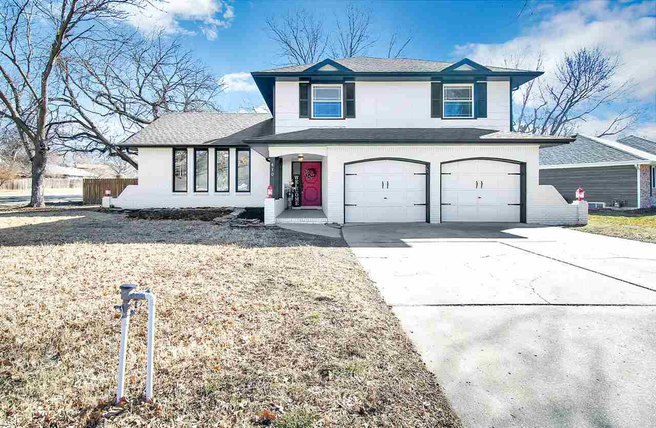 This warm charming home is looking for someone like you!  Located on a corner lot in a sought after