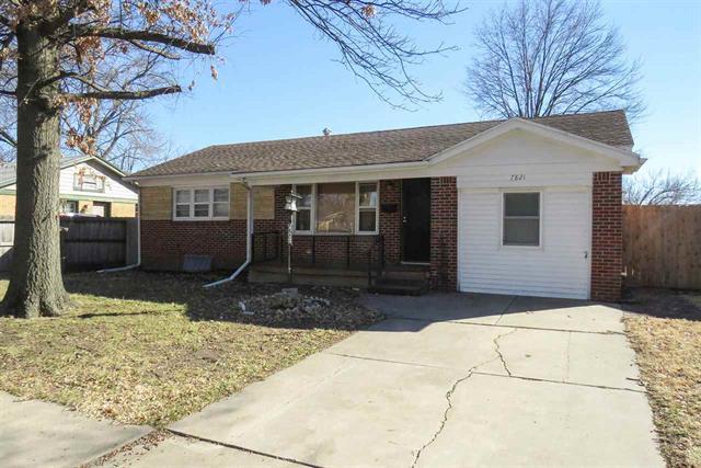 For Sale: 7821 E CLAY ST, Wichita KS