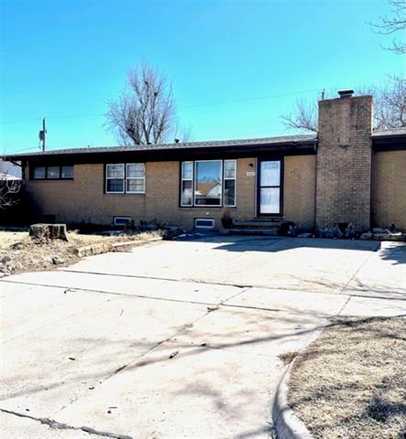 For Sale: 1301 E Del Mar St, Wichita KS