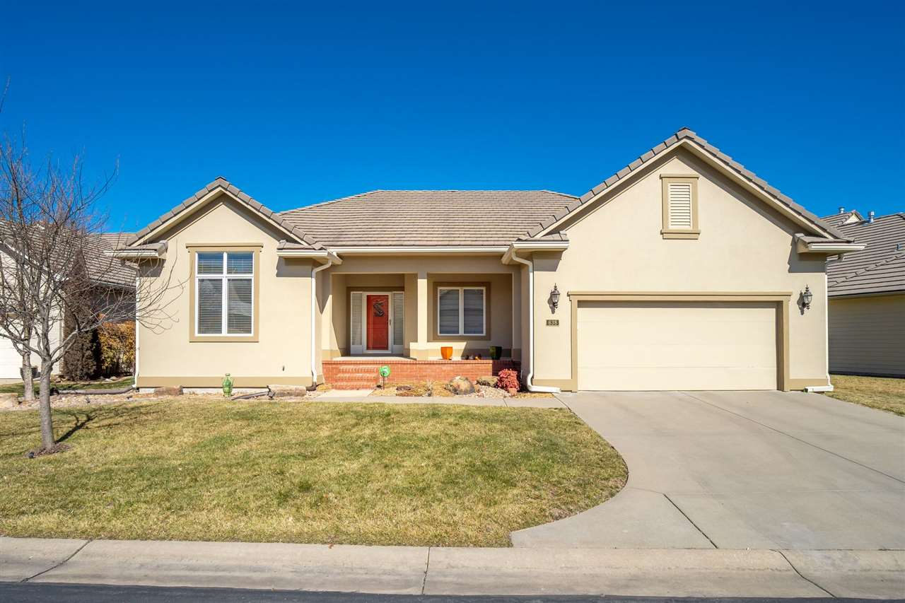 Stunning home in the wonderful Crest Ridge neighborhood. Upon entering the home, you will notice the