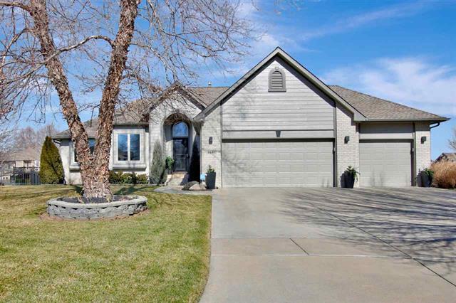 For Sale: 3041 N Pepper Ridge Ct, Wichita KS