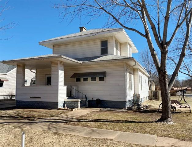 For Sale: 501 N Bluff Ave, Anthony KS