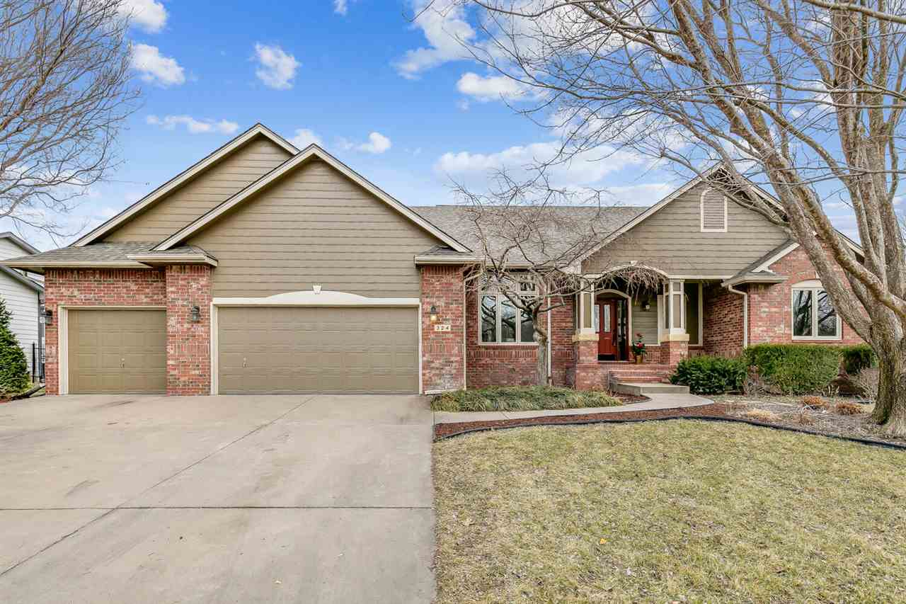 Beautifully remodeled home with NO SPECIAL TAXES in Andover School District and Sedgwick County in d