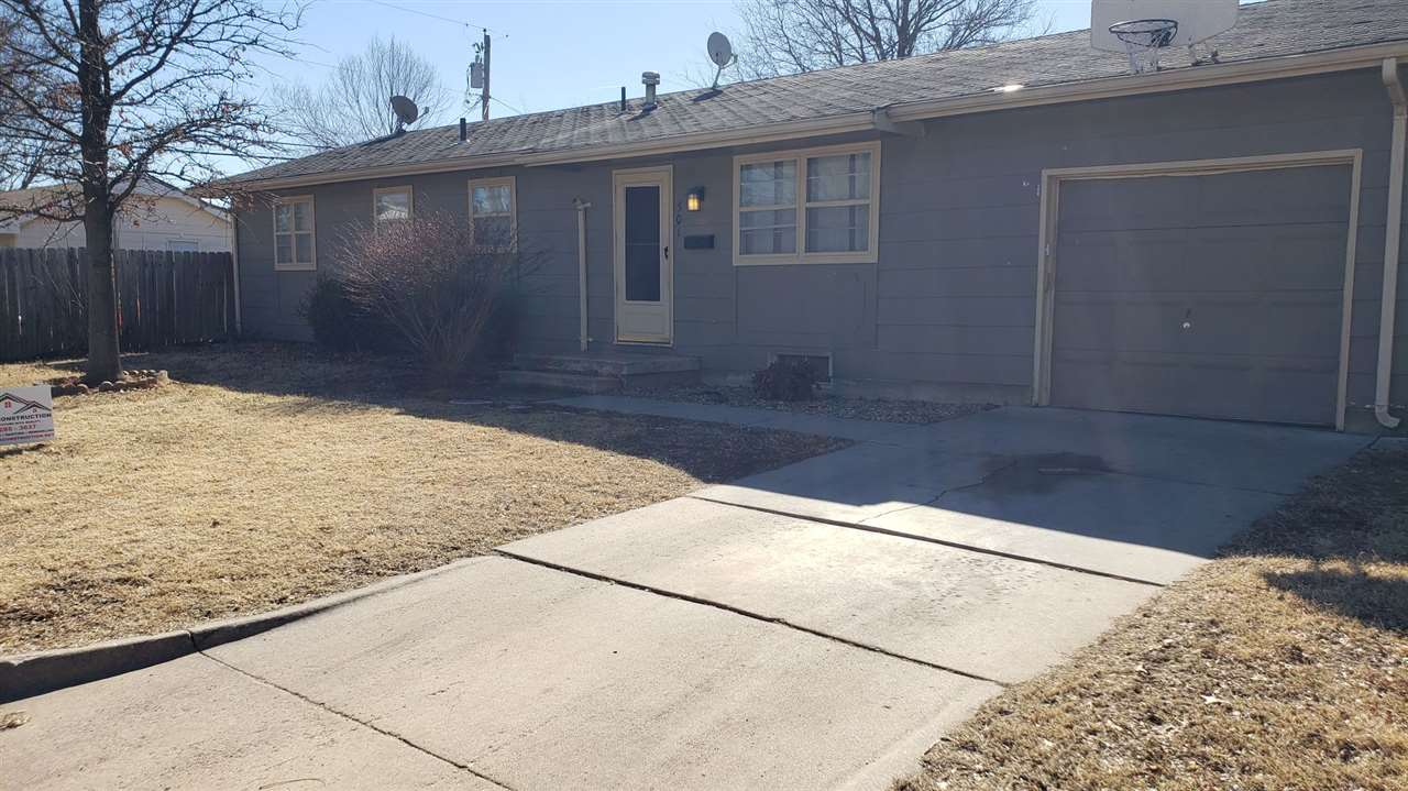 Nice Ranch Home in Valley Center.  4 bedroom 2 bath.  New 30 year roof installed 2/25/21. Walking di