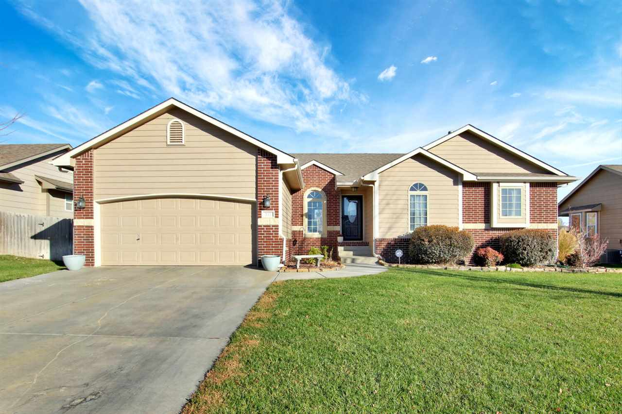 Don't miss this lovely move-in ready home in Derby.  This ranch features 5 Bedrooms, 3 full bathroom