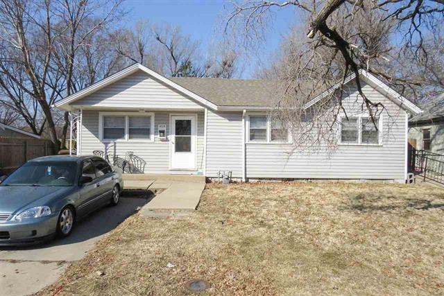 For Sale: 1825 N PAYNE AVE, Wichita KS