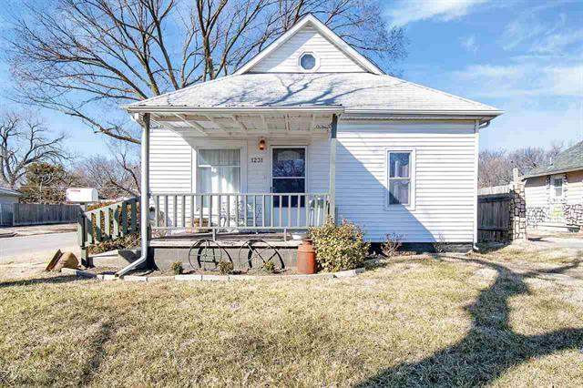 For Sale: 1231 S Elizabeth, Wichita KS