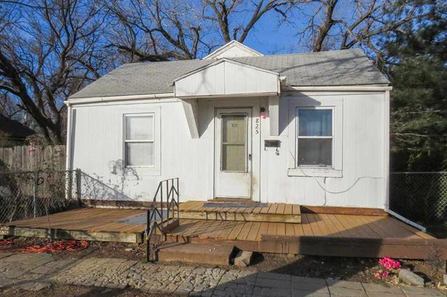 For Sale: 825 S MERIDIAN AVE, Wichita KS