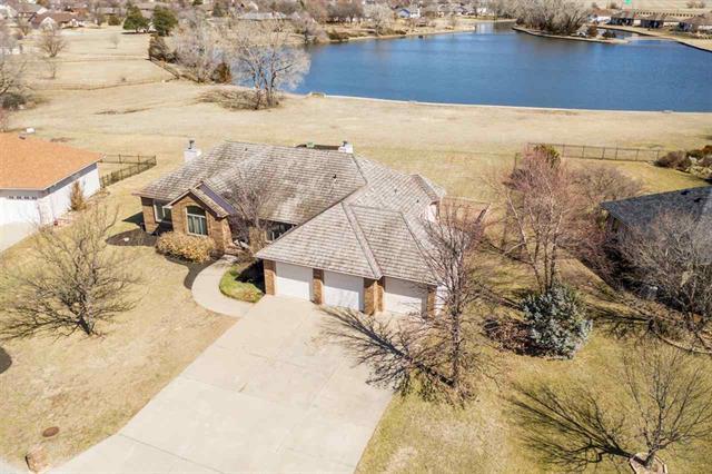 For Sale: 524  Stone Creek Dr, Newton KS
